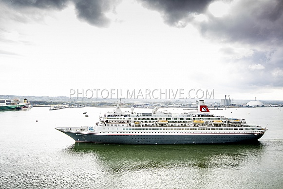 Boudicca in Southampton, UK.