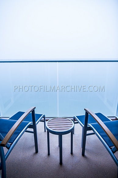Ovation of the Seas. Stateroom Balcony.