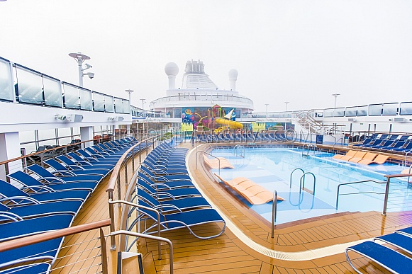 Ovation of the Seas.