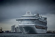 Ruby Princess sailing from Fort Lauderdale