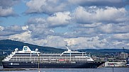 Azamara Quest arrives in Oslo
