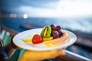 Fruit on balcony, Adventure of the Seas