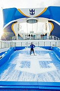 Ovation of the Seas. Flow Rider.