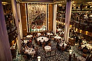 Queen Mary 2- main restaurant