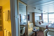 Balcony stateroom, Celebrity Eclipse