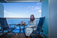 Balcony at Celebrity Silhouette